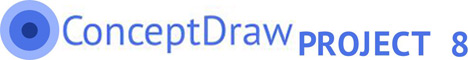 ConceptDraw Project 8 Win&Mac ESD Single Individual User Commercial